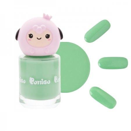 ยาทาเล็บ กลิ่นสตอเบอรี่ C04 สีเขียวอ่อน