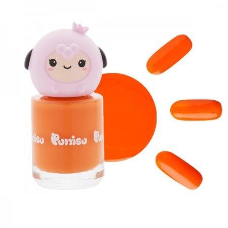 ยาทาเล็บ กลิ่นสตอเบอรี่ C19 สีส้มแทนเจอรีน