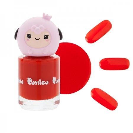 ยาทาเล็บ กลิ่นสตอเบอรี่ C12 สีแดงสด