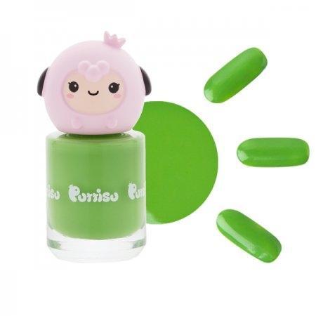 ยาทาเล็บ กลิ่นสตอเบอรี่ C05 สีเขียวใบไม้อ่อน