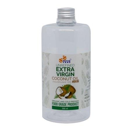 น้ำมันมะพร้าว (Coconut Oil) 500 ml