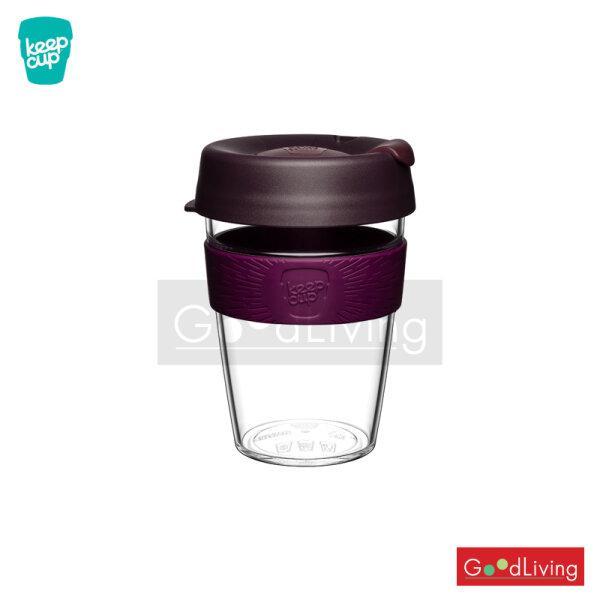 แก้วกาแฟ KeepCup Original Clear Edition 12oz - สี ALDER