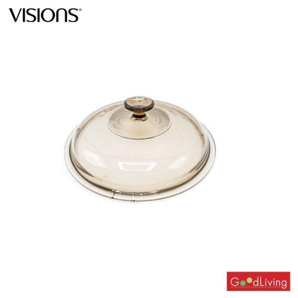 ฝาแก้วหม้อ Visions ขนาด 2.25/2.5L/V-01-6021382/CN