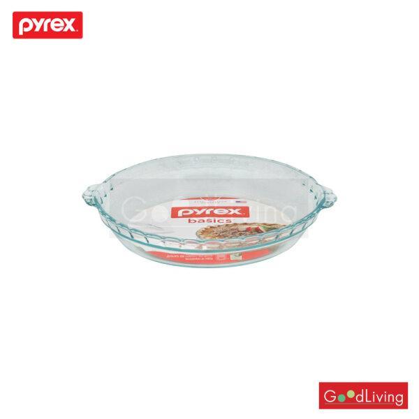 Pyrex Basics 9.5in/24 cm Pie Plate P-00-1105393