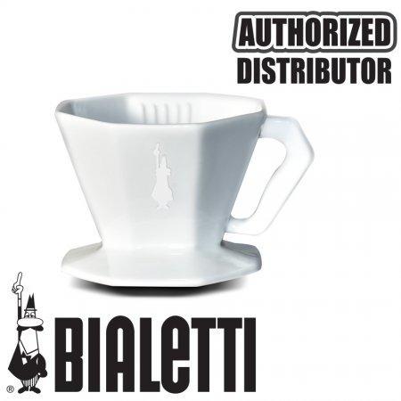 Bialetti ที่กรองกาแฟเซรามิก ขนาด 4 ถ้วย BL-0006367