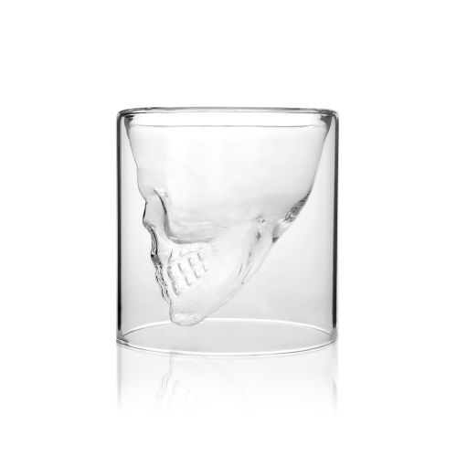 SKULL GLASSES 7 oz