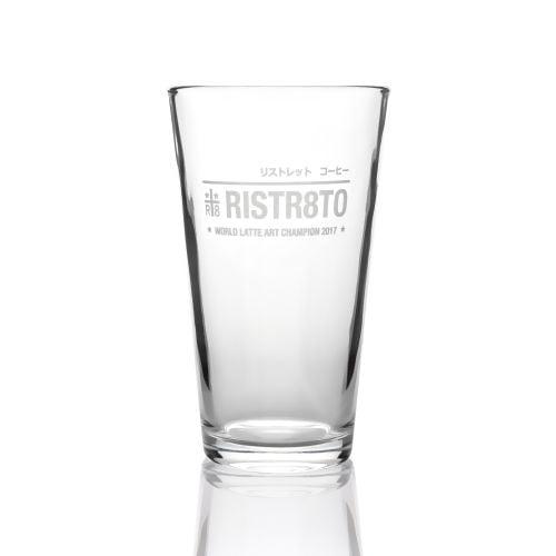 ICED COFFEE GLASS