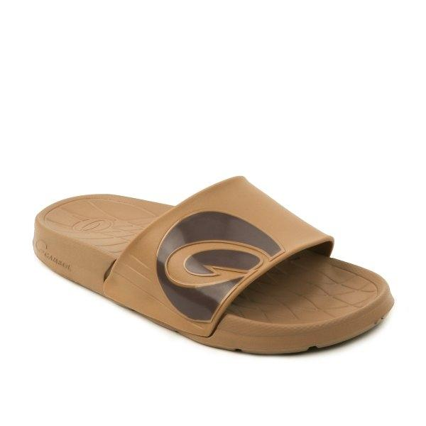 GAMBOL แกมโบล รองเท้าแตะลำลอง ( phylon  ) รุ่น GM42154 - สีน้ำตาลอ่อน
