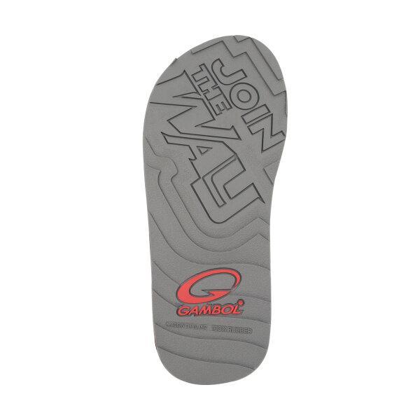 GAMBOL แกมโบล รองเท้าแตะรัดส้นชาย รุ่น GM15015 Size 40-44