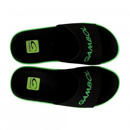 GAMBOL แกมโบล รองเท้าแตะ (นุ่ม) รุ่น GM/GW12105 - สีเขียว