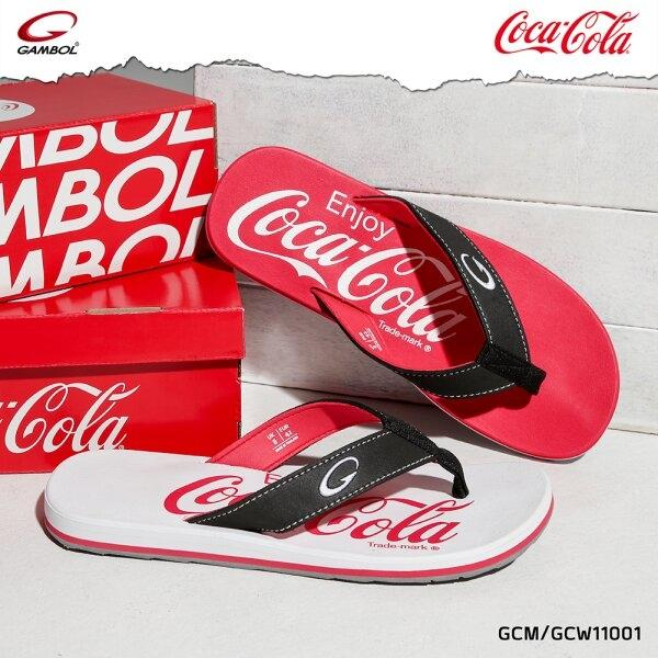GAMBOL Coca-Cola Collection - สลับสี (GCM/GCW11001) Size 36-44