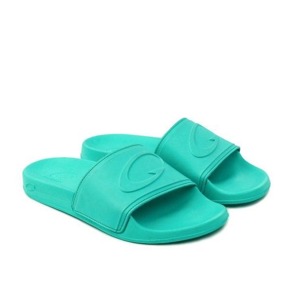 GAMBOL แกมโบล รองเท้าแตะลำลอง ( phylon  ) รุ่น GW42156  - สีเขียว