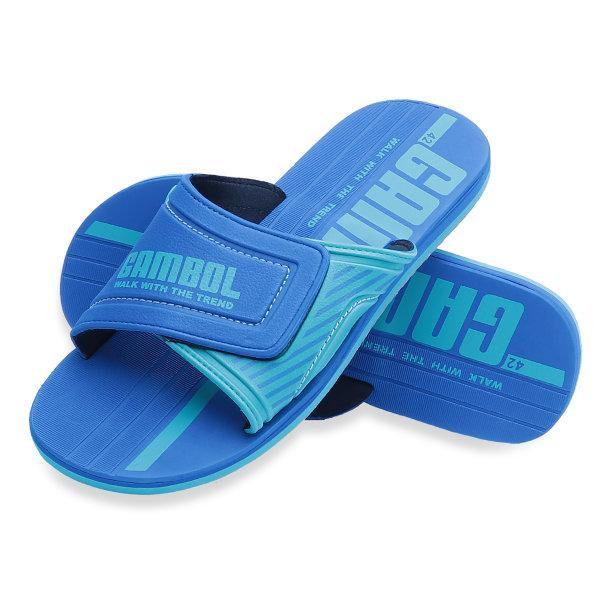 GAMBOL แกมโบล รองเท้าแตะสวมชาย GM13023/GM13023A Size 40-46