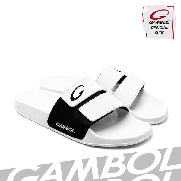 GAMBOL แกมโบล รองเท้าแตะสวมชายหญิง รุ่น GM/GW43111 Size 36-44