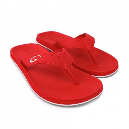 GAMBOL แกมโบล รองเท้าแตะ (นุ่ม) รุ่น GM/GW11267 - สีแดง