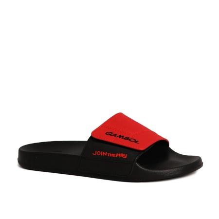 GAMBOL แกมโบล รองเท้าแตะลำลอง ( phylon  ) รุ่น GM/GW43106 - สีแดง