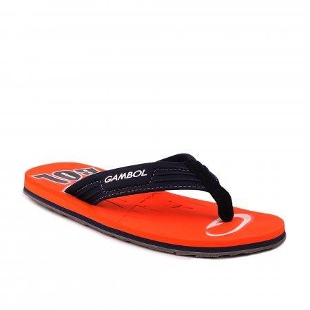 GAMBOL แกมโบล รองเท้าแตะ (นุ่ม) รุ่น GM/GW11315 - สีส้ม