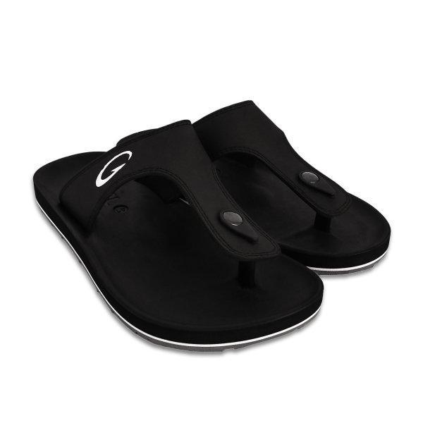GAMBOL แกมโบล รองเท้าแตะลำลอง (นุ่ม) รุ่น GM/GW11309 - สีดำ