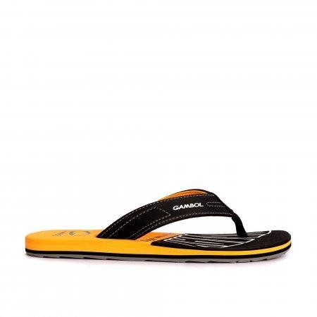GAMBOL แกมโบล รองเท้าแตะ (นุ่ม) รุ่น GM/GW11331 - สีเหลือง