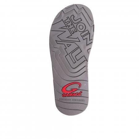GAMBOL แกมโบล รองเท้าแตะ (นุ่ม) รุ่น GM/GW11331 - สีน้ำตาล