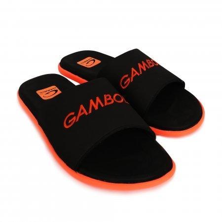 GAMBOL แกมโบล รองเท้าแตะ (นุ่ม) รุ่น GM/GW12105 - สีส้ม