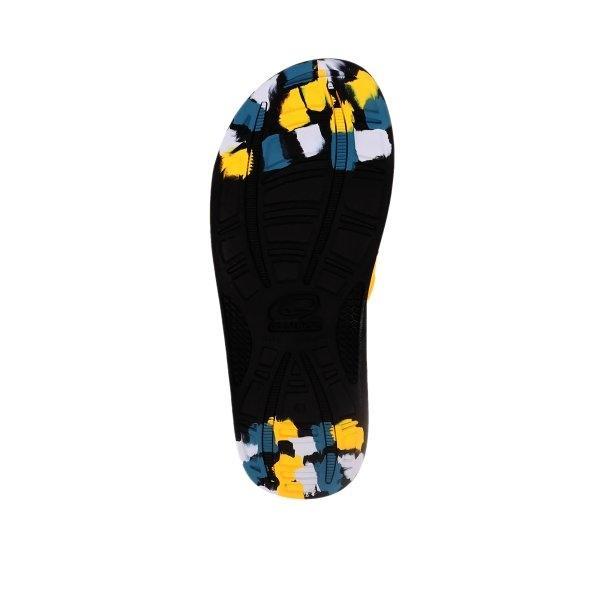 GAMBOL แกมโบล รองเท้าแตะลำลอง (นุ่ม) รุ่น GM12106 - สีเหลือง