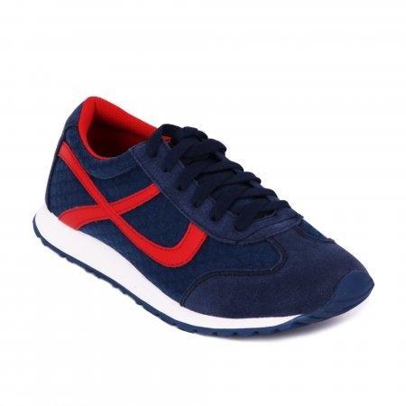 GAMBOL รองเท้าผ้าใบ รุ่น GB86170 - สีกรม