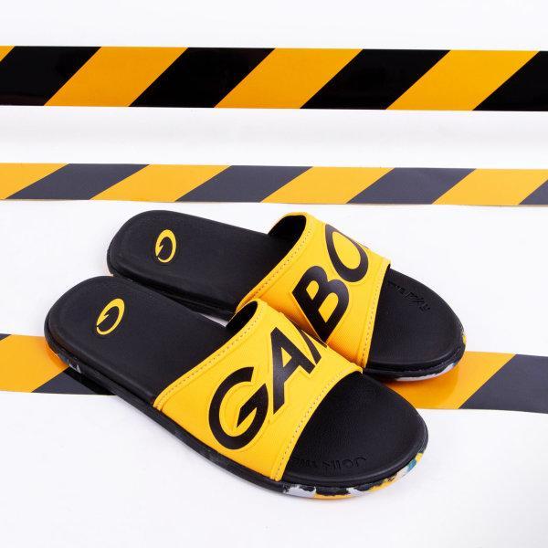 GAMBOL แกมโบล รองเท้าแตะลำลองชาย (นุ่ม) รุ่น GM12106 Size 40-44
