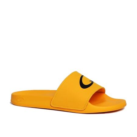 GAMBOL แกมโบล รองเท้าแตะลำลอง ( phylon  ) รุ่น GMGW42150 - สีเหลือง