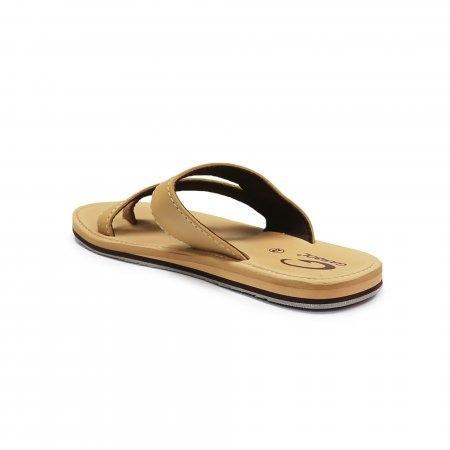 GAMBOL แกมโบล รองเท้าแตะ (นุ่ม) รุ่น GM/GW11276 - สีน้ำตาลอ่อน