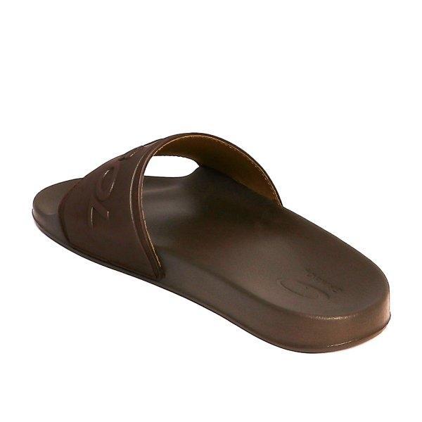 GAMBOL แกมโบล รองเท้าแตะลำลอง ( phylon  ) รุ่น GM/GW 42155 - สีน้ำตาลเข้ม