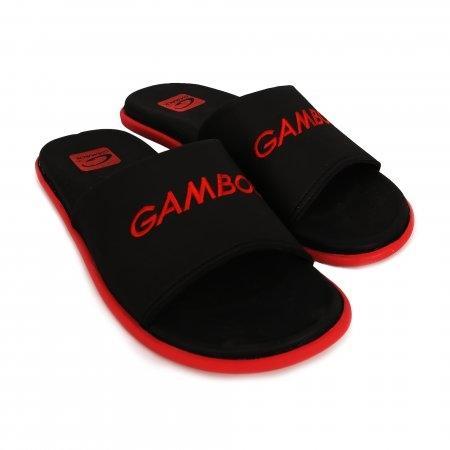 GAMBOL แกมโบล รองเท้าแตะ (นุ่ม) รุ่น GM/GW12105 - สีแดง