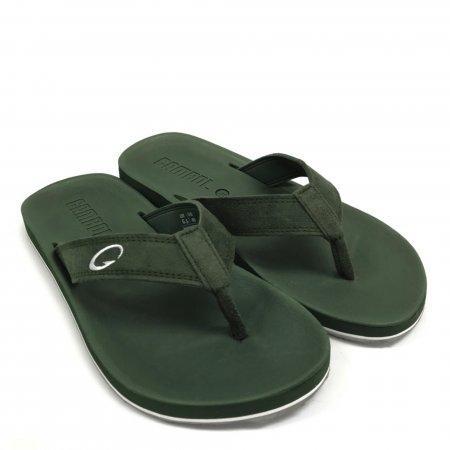 GAMBOL แกมโบล รองเท้าแตะ (นุ่ม) รุ่น GM/GW11220 - สีเขียว