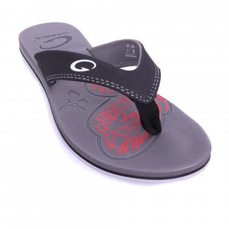 GAMBOL แกมโบล รองเท้าแตะ  รุ่น GW11325 - สีเทา