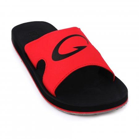 GAMBOL แกมโบล รองเท้าแตะ (นุ่ม) รุ่น GM12078 - สีแดง