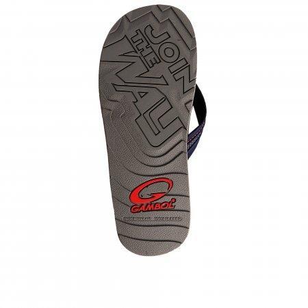 GAMBOL แกมโบล รองเท้าแตะ (นุ่ม) รุ่น GM/GW11330 - สีกรมส้ม