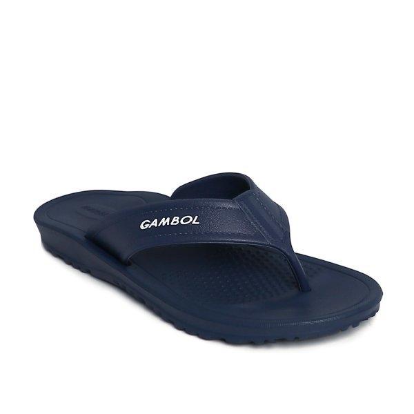 GAMBOL แกมโบล รองเท้าแตะแบบหนีบ (Phylon) รุ่น GM/GW41123 - สีกรม