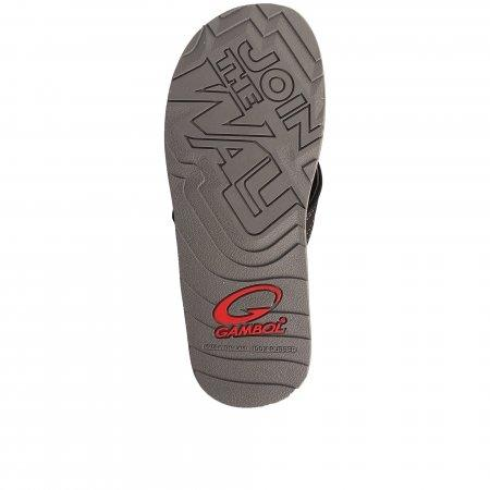 GAMBOL แกมโบล รองเท้าแตะ (นุ่ม) รุ่น GM/GW11331 - สีแดง