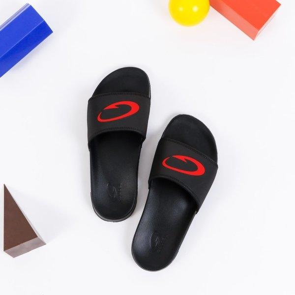 GAMBOL แกมโบล รองเท้าแตะลำลอง (Phylon) รุ่น GM/GW42150 - สีดำ
