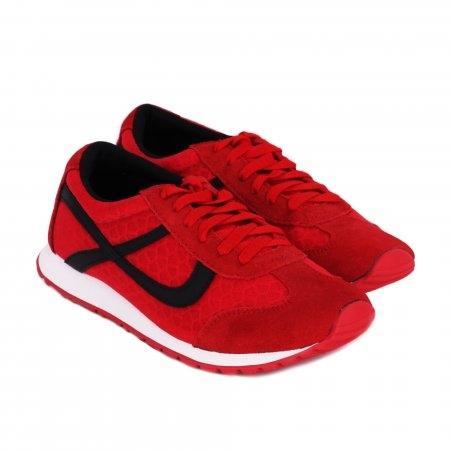 GAMBOL รองเท้าผ้าใบ รุ่น GB86170 - สีแดง