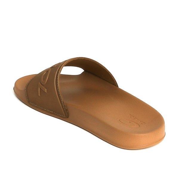 GAMBOL แกมโบล รองเท้าแตะลำลอง ( phylon  ) รุ่น GM/GW 42155 - สีน้ำตาลอ่อน