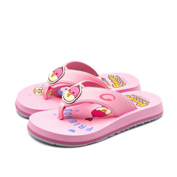 ใหม่! GAMBOL x PORORO รุ่น PK11002 รองเท้าแบบหนีบสำหรับเด็ก Size 25-30