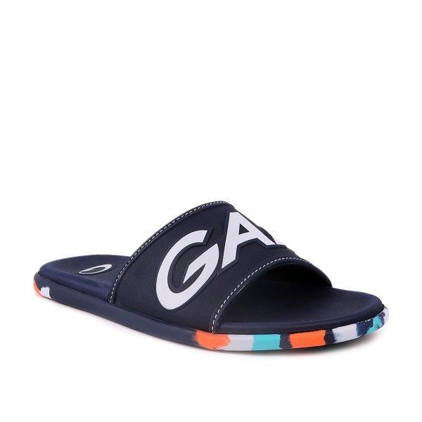 GAMBOL แกมโบล รองเท้าแตะลำลอง (นุ่ม) รุ่น GM12106 - สีกรม