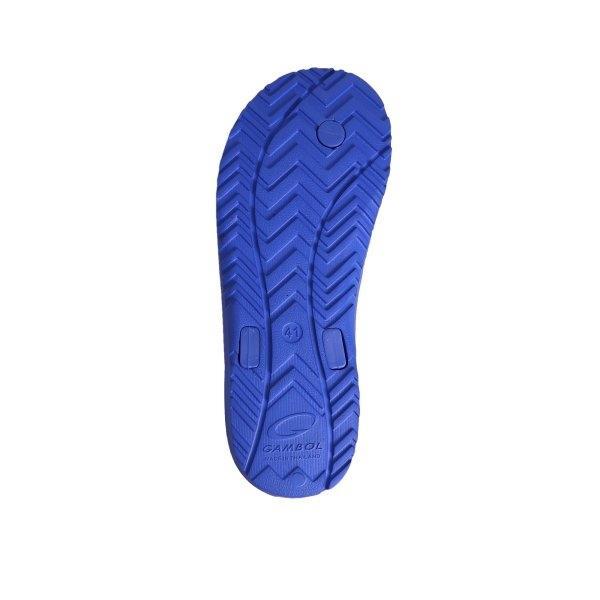 GAMBOL แกมโบล รองเท้าแตะแบบหนีบ ( phylon  ) รุ่น GM/GW 41123 - สีน้ำเงิน