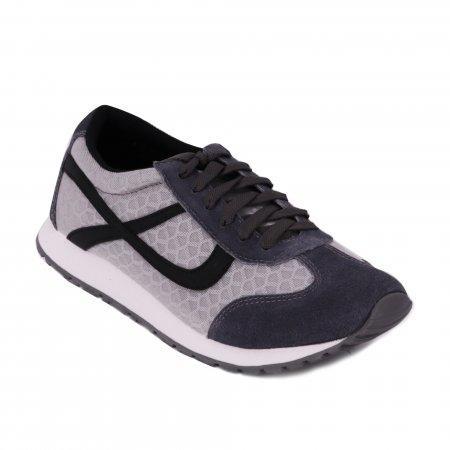 GAMBOL รองเท้าผ้าใบ รุ่น GB86170 - สีเทา