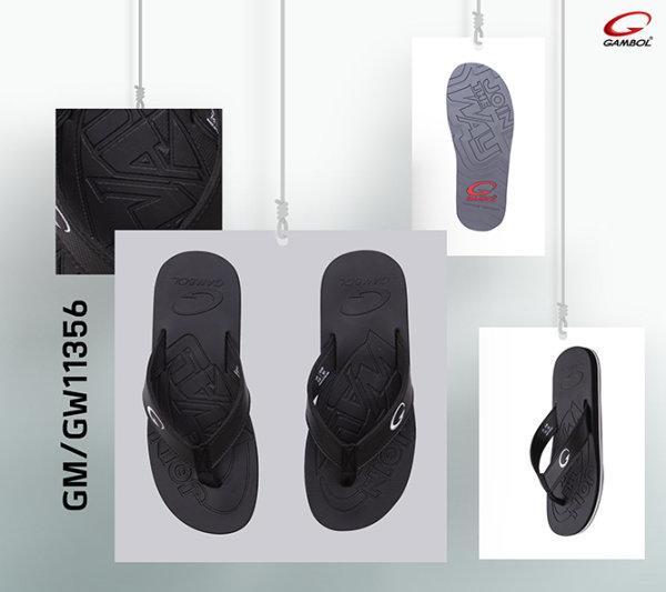 GAMBOL แกมโบล รองเท้าแตะชายหญิง (นุ่ม) รุ่น GM/GW11356 Size 36-44