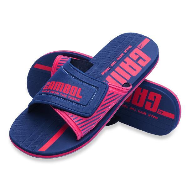 GAMBOL แกมโบล รองเท้าแตะชาย (นุ่ม) รุ่น GM13023/GM13023A Size 40-46