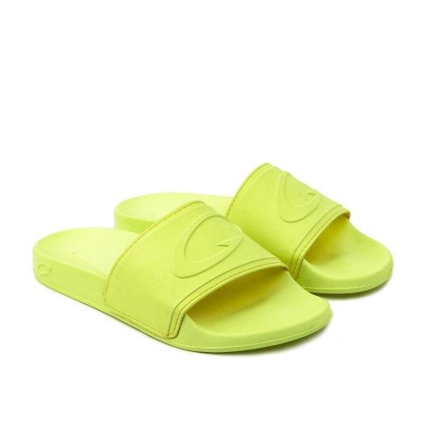 GAMBOL แกมโบล รองเท้าแตะลำลอง ( phylon  ) รุ่น GW42156  - สีเหลือง