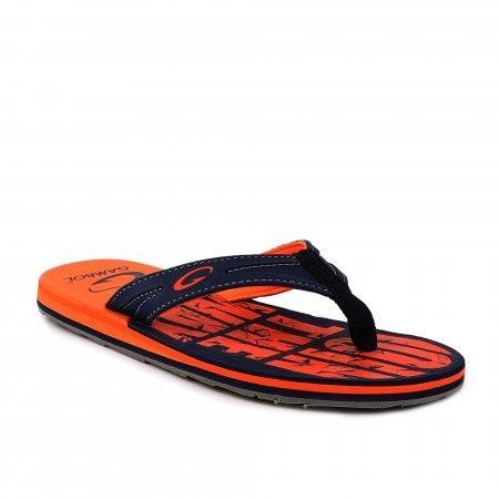 GAMBOL แกมโบล รองเท้าแตะ (นุ่ม) รุ่น GM/GW11312 - สีกรมส้ม
