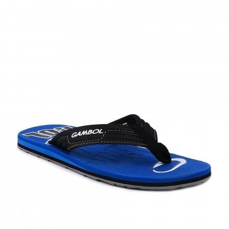 GAMBOL แกมโบล รองเท้าแตะ (นุ่ม) รุ่น GM/GW11315 - สีน้ำเงิน
